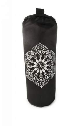 Болстер для йоги RamaYoga Mandala, черный