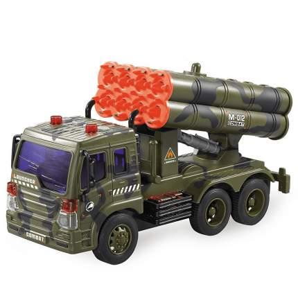 Машинка инерционная Drift Спецтехника Military power vehicle, 64960