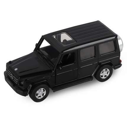 """Машинка металлическая """"Mercedes-Benz G350d"""", черный (1:42)"""