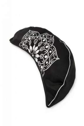 Подушка для йоги RamaYoga Mandala, черный