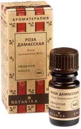 """Эфирное масло BOTANICA """"Роза дамасская"""", 100% натуральное, 5 мл"""