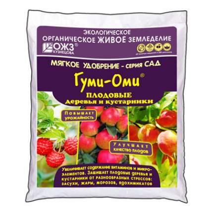 Органоминеральное удобрение БашИнком Гуми-Оми плодовые деревья и кустарники 1 кг