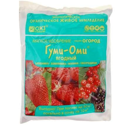 Удобрение гумусное БашИнком Ягодный Гуми-Оми 0,7 кг