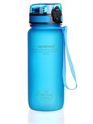 Бутылка для Воды UZSPACE Colorful Frosted 650 мл / 3037/blue