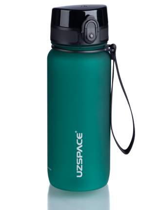 Бутылка для Воды UZSPACE Colorful Frosted 650 мл / 3037/brightgreen