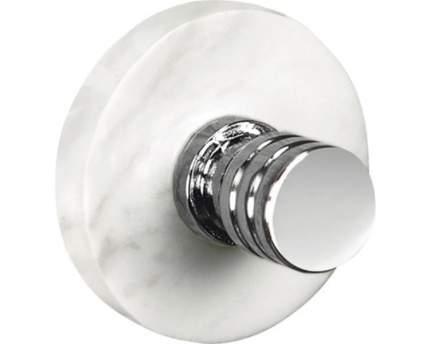 Крючок Kleine Wolke Marble Hooks, белый