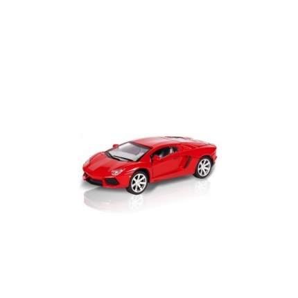 Металлическая инерционная машинка Lamborghini масштаб 1:32