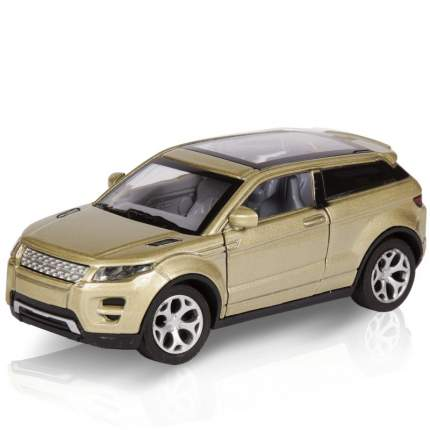 Металлическая инерционная машинка Handers Land Rover, 1:32