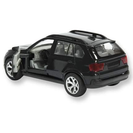 Металлическая машинка 1:32 Handers BMW X5, черная