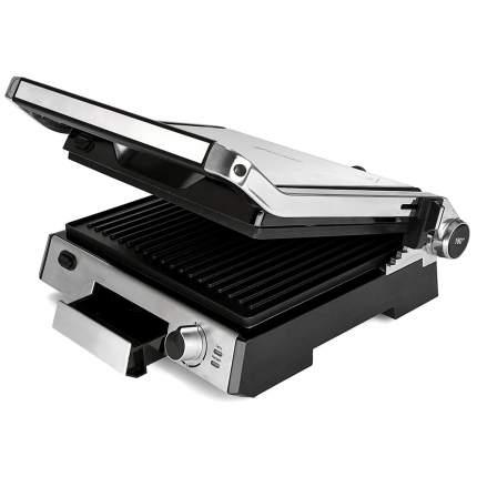 Электрогриль Kitfort КТ-1601 Silver/Black