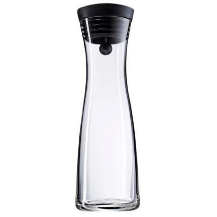 Графин с крышкой-дозатором La Casa Nostra, 1200 мл, стеклянный, 28,2х10,2х10,2 см