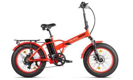 "Электровелосипед Volteco Cyber 2020 16"" red"