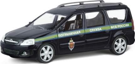 Модель автомобиля Lada Largus. Пограничная служба ФСБ, 1:38