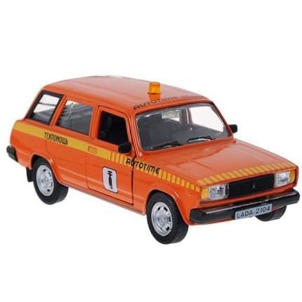 Модель автомобиля ВАЗ-2104, техпомощь, 1:34