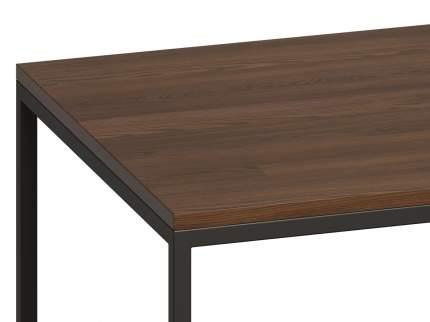 Барный стол Loftyhome Бервин коричневый br050101