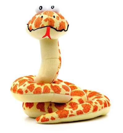 """Мягкая игрушка """"Глазастая змея"""""""
