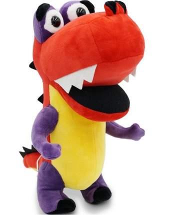 """Мягкая игрушка """"Динозавр Гриша. Учи ру."""", 20 см"""
