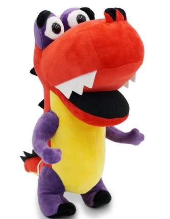 """Мягкая игрушка """"Динозавр Гриша. Учи ру."""", 32 см"""