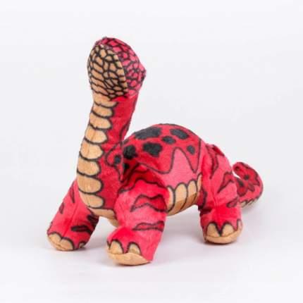 """Мягкая игрушка """"Динозавр Диплодок"""", 40 см (красный)"""