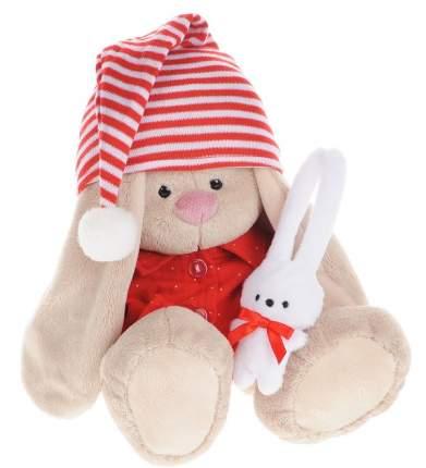 """Мягкая игрушка """"Зайка Ми в красной пижаме"""", 18 см"""