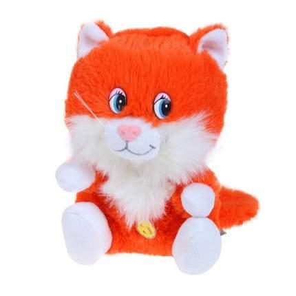"""Мягкая игрушка """"Котенок Лапушка"""", озвученный (20 см)"""