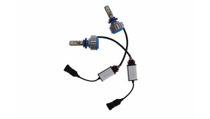 Комплект автомобильных светодиодных ламп CARCAM H11 35 Вт/2шт