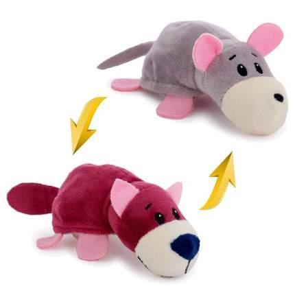 """Мягкая игрушка """"Котик-мышка"""" (14 см)"""
