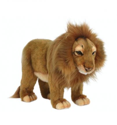 """Мягкая игрушка """"Лев, стоящий"""", 20 см"""