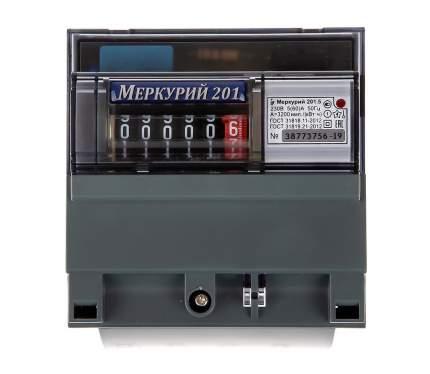 Счетчик электроэнергии ИНКОТЕКС МЕРКУРИЙ 201.5