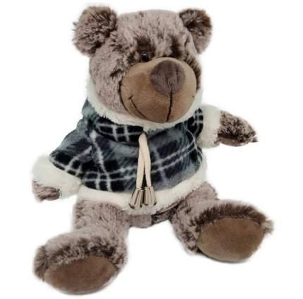 """Мягкая игрушка """"Медведь коричневый в свитере"""", 19 см"""