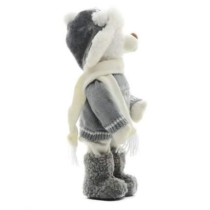 """Мягкая игрушка """"Мишка"""", в шапке, 30 см"""
