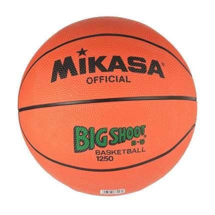 Баскетбольный мяч Mikasa 1250 №5 оранжевый/черный