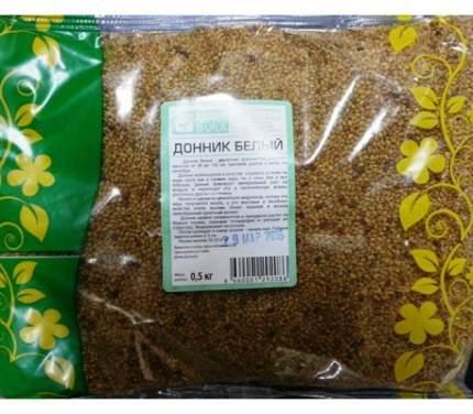 Семена газонных трав и сидератов Зеленый уголок Сидерат Донник Белый двухлетний 500 г