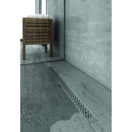 Душевой лоток Berges Wasserhaus C1 Brise 800 боковой выпуск (09 01 33)