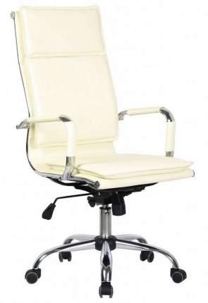 Компьютерное кресло College CLG-617 LXH-A/Кожа PU бежевая