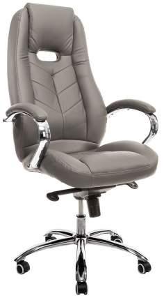 Компьютерное кресло Drift M/Экокожа серая