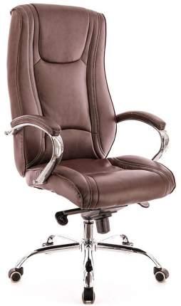 Компьютерное кресло Argo M/Экокожа коричневая