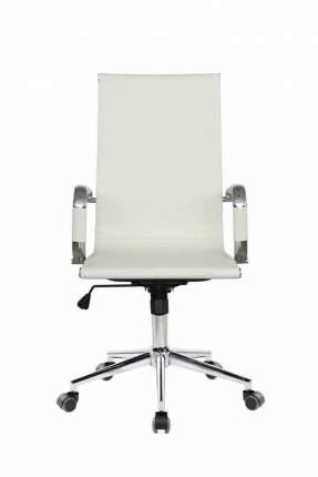 Компьютерное кресло RCH 6002-1 S/Экокожа светло-бежевая