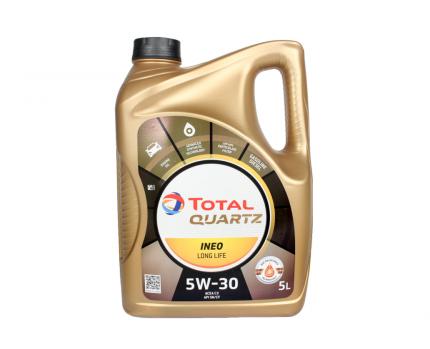 Моторное масло Total Quartz Ineo L Life 5W-30 5л