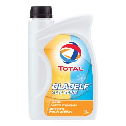 Антифриз красный TOTAL GLACELF AUTO SUPRA G13 1л