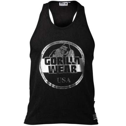 Gorilla Wear Майка GW-90119 (черная) XL