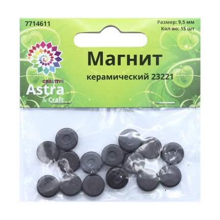 Магнит Астра 23221, 15х9,5 мм
