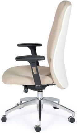 Компьютерное кресло Мальта/Ткань - бежевая