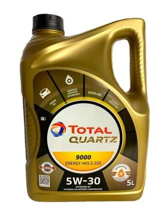Моторное масло Total Quartz Energy 9000 HKS G-310 5л