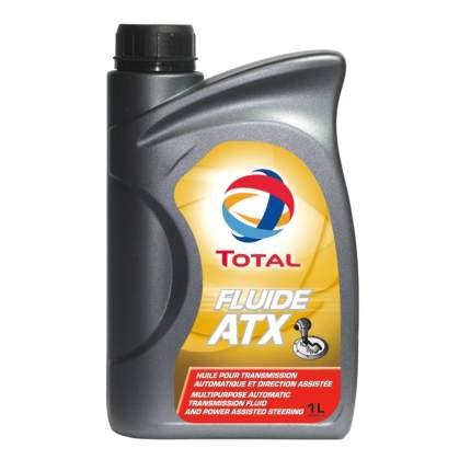 Жидкость АКПП TOTAL FLUIDE ATX 1л (166220)
