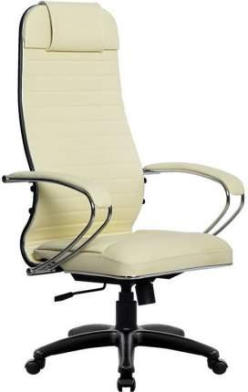 Компьютерное кресло SU-1-BK Комплект 6 Pl/Экокожа перфорированная бежевая №720