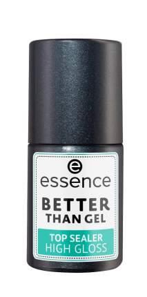 Верхнее покрытие для ногтей essence better than gel sealer high gloss