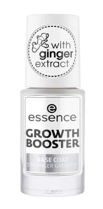 Базовое покрытие для роста ногтей essence growth booster stronger growth