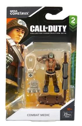 Конструктор Mega Construx Call of Duty Combat Medic, 23 детали
