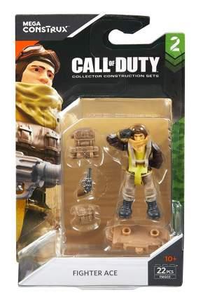 Конструктор Mega Construx Call of Duty Specialist Fighter Ace, 22 детали